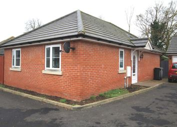 Thumbnail 2 bedroom detached bungalow for sale in Shop Street, Worlingworth, Woodbridge