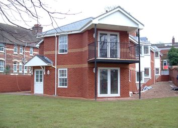 Thumbnail 2 bedroom flat to rent in St Matthews Court, Clifton Road, Exeter