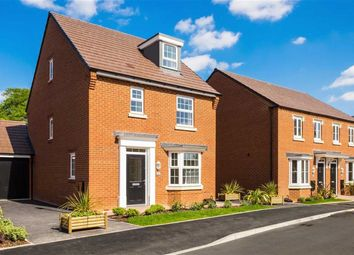 Thumbnail 4 bed detached house for sale in Carters Lane, Kiln Farm, Milton Keynes