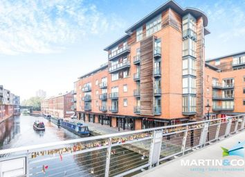 Thumbnail 1 bedroom flat for sale in Canal Wharf, 10 Waterfront Walk, Birmingham