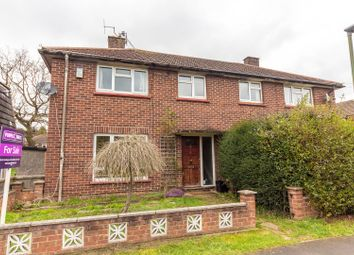 Thumbnail 3 bed semi-detached house for sale in Hearn Road, Woodley, Reading