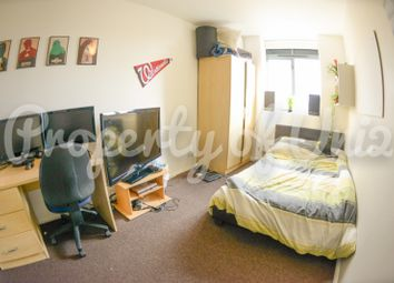 Thumbnail 6 bed flat to rent in Gordon House, Cranmer Street, City Centre, Nottingham