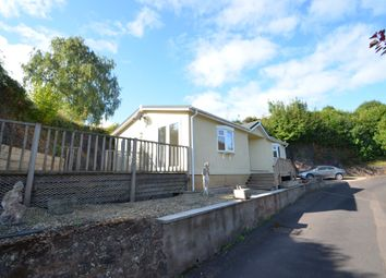 Thumbnail 2 bed mobile/park home for sale in Heron Road, St. Leonards, Exeter