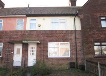 Thumbnail 3 bed terraced house to rent in Tennyson Road, Great Yarmouth