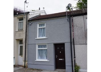 Thumbnail 1 bed terraced house for sale in Balaclava Road, Dowlais