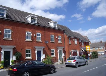 Thumbnail 2 bed terraced house to rent in Roundhills Road, Halesowen, West Midlands