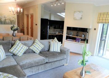 Thumbnail 2 bed mobile/park home for sale in Romansleigh, South Molton, Devon