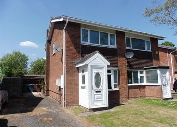 Thumbnail 2 bed property to rent in Anchor Way, Gnosall, Stafford