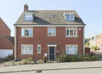 Thumbnail 5 bed detached house for sale in Clementine Drive, Mapperley, Nottingham