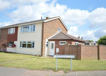Thumbnail 4 bed semi-detached house for sale in Laburnum Close, Great Bentley, Colchester