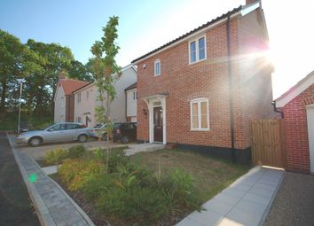 Thumbnail 3 bed detached house for sale in Brimstone Chase, Stanway, Colchester