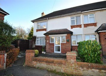 Thumbnail 2 bed semi-detached house for sale in Wallace Terrace, Northampton