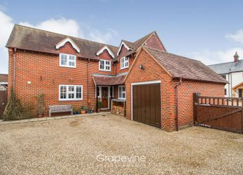 4 bed detached house for sale in The Street, Hurst, Reading RG10