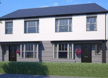 Thumbnail 3 bedroom semi-detached house for sale in The Allington, Greenspire, Clyst St Mary, Exeter, Devon