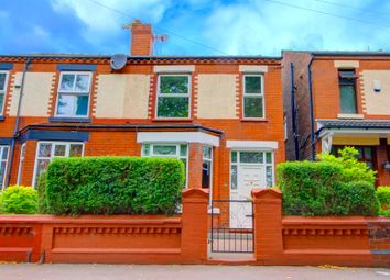 Thumbnail 3 bed semi-detached house for sale in Reddish Vale Road, Stockport
