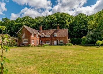 Thumbnail 5 bed detached house for sale in Standing Hill, West Tytherley, Hampshire
