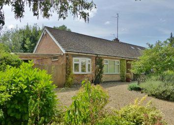Thumbnail 2 bed detached bungalow for sale in Brook Lane, Great Easton, Market Harborough