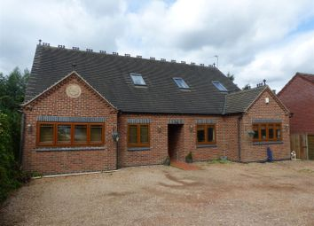 Thumbnail 5 bed detached bungalow for sale in Burton Road, Woodville