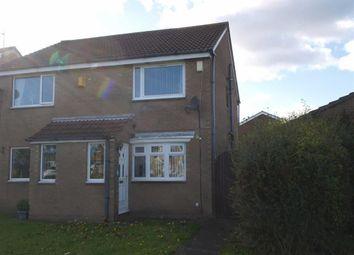 Thumbnail 2 bed semi-detached house to rent in Hayton Close, Cramlington