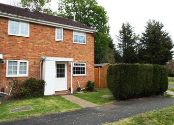 Thumbnail 2 bed end terrace house for sale in Goldcrest Gardens, Southampton