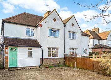 Woodside Avenue, Amersham, Buckinghamshire HP6. 3 bed semi-detached house for sale