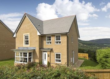 Thumbnail 4 bed detached house for sale in Penygarn, Pontypool