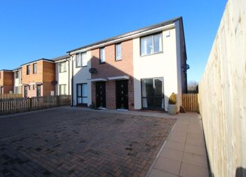 Thumbnail 2 bed semi-detached house for sale in Holly Tree Mews, Normanton