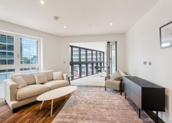 Thumbnail 2 bed flat to rent in Wiverton Tower, Aldgate Place, London