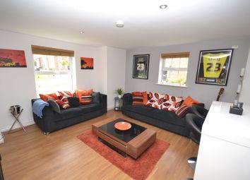 Thumbnail 2 bedroom flat to rent in Braunton Crescent, Mapperley, Nottingham