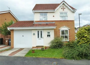 Thumbnail 3 bed detached house for sale in Gardner Park, North Shields, Tyne And Wear