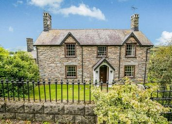 Thumbnail 5 bed detached house for sale in Cynwyd, Corwen, Denbighshire, North Wales