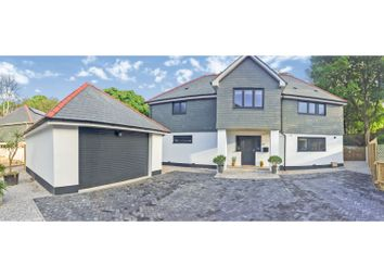 Thumbnail 4 bed detached house for sale in Langarth Court, Redruth