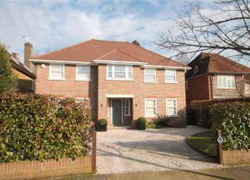 Thumbnail 6 bed detached house for sale in Bentley Way, Stanmore, Middlesex
