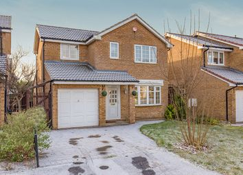 Thumbnail 3 bed detached house for sale in Downing Court, Darlington