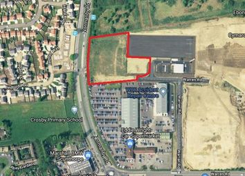 Thumbnail Land for sale in 2 Acre Development Site, Normanby Road, Scunthorpe, North Lincolnshire