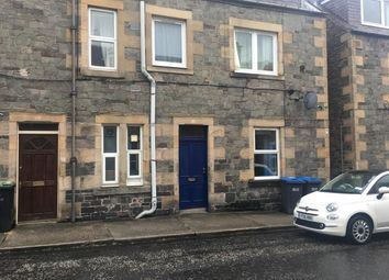 Thumbnail 1 bed terraced house to rent in St. Andrew Street, Galashiels