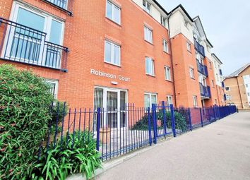 Robinson Court, Beach Road, Lee-On-The-Solent PO13. 1 bed property