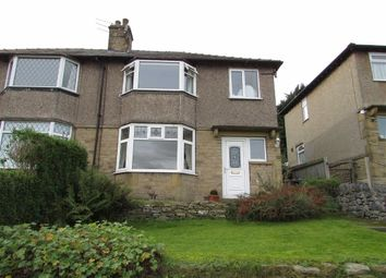 Thumbnail 3 bed semi-detached house for sale in Orchard Avenue, Whaley Bridge, High Peak