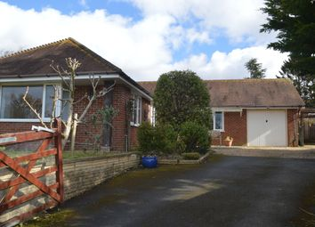 Thumbnail 3 bed detached bungalow for sale in Melway Lane, Child Okeford, Blandford Forum