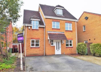Thumbnail 5 bed detached house for sale in Worcester Close, Clay Cross, Chesterfield