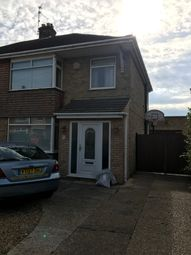 Thumbnail 3 bed semi-detached house to rent in Rayner Avenue, Stanground