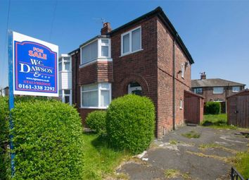 Thumbnail 3 bed terraced house for sale in Chapman Street, Gorton, Manchester