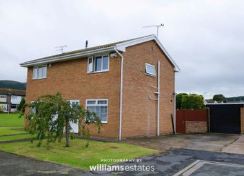 Thumbnail 2 bed semi-detached house for sale in Lon Islwyn, Prestatyn