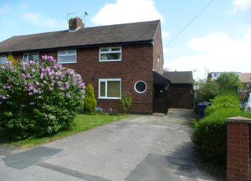 Thumbnail 2 bed flat to rent in Sycamore Drive, Penwortham, Preston