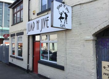 Thumbnail Restaurant/cafe for sale in Harwood Street, Sheffield