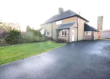 Thumbnail 3 bed semi-detached house for sale in Shalom, Kirkbride, Wigton, Cumbria