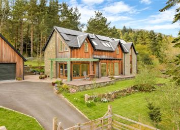Thumbnail 4 bed detached house for sale in Garth, Fortingall, Aberfeldy, Perthshire