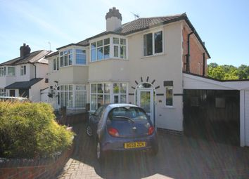 3 bed semi-detached house for sale in Lyndon Road, Solihull B92