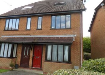 Thumbnail 1 bed flat to rent in Bergamot Gardens, Walnut Tree, Milton Keynes