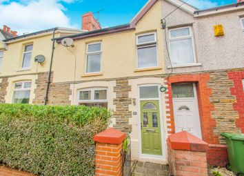 Thumbnail 3 bed terraced house for sale in Llwyn On Street, Caerphilly